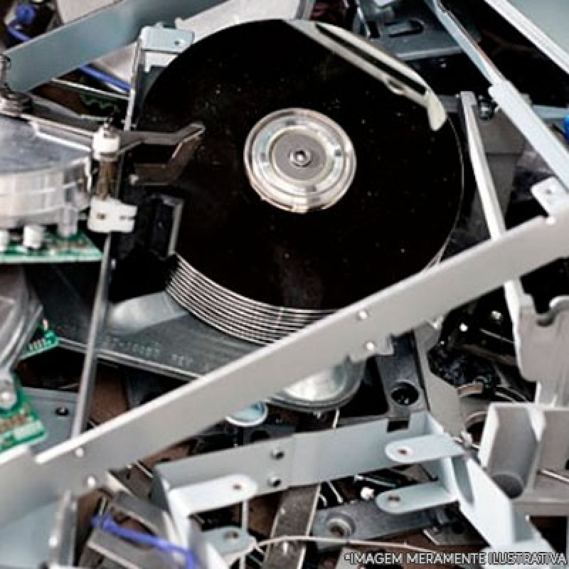 Destruição de Dado Ipiranga - Destruição de Dados e Hd's