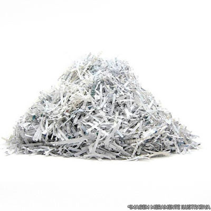 Destruição de Documentos Confidenciais  Fazenda Morumbi - Destruição Documentos Confidenciais