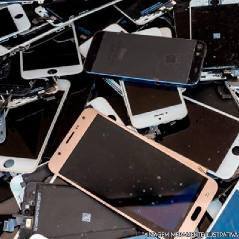 Empresa de Reciclagem Eletrônica Cotia - Reciclagem de Lixos Eletrônicos