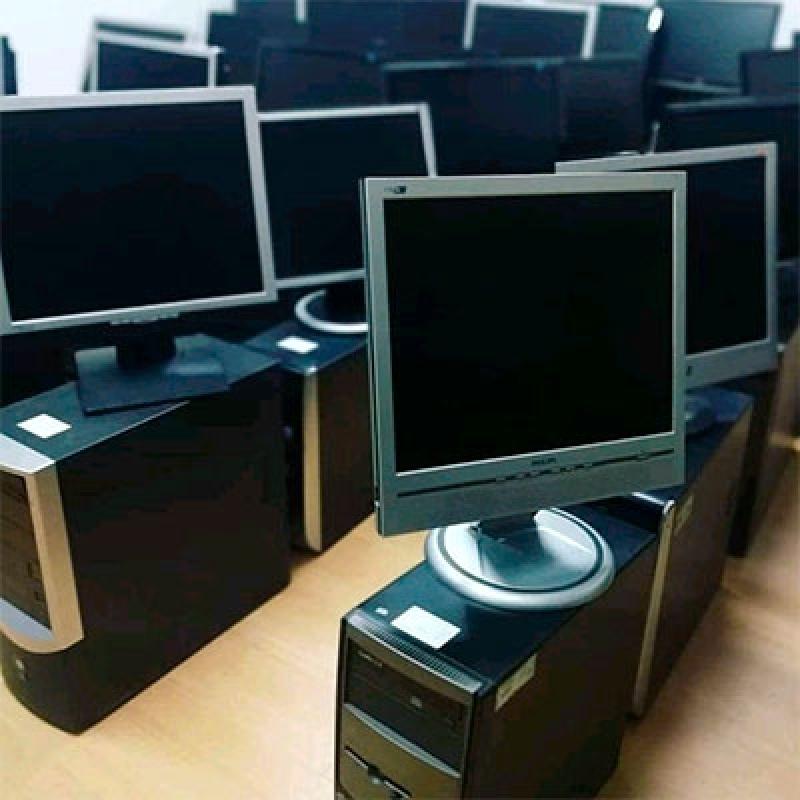 Equipamento de Informática Recondicionados Vila Progredior - Equipamentos de Informática para Empresa