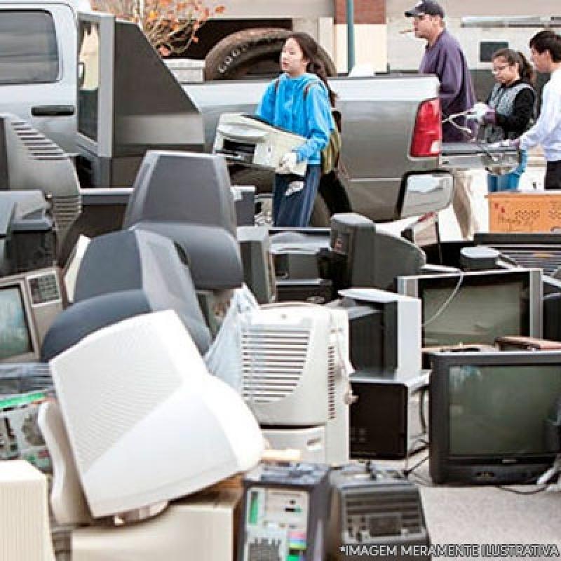 Onde Encontro Empresa de Reciclagem Eletrônica Paraisolândia - Reciclagem de Lixos Eletrônicos