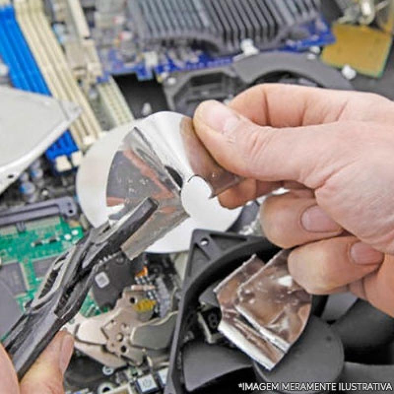 Onde Tem Reciclagem de Componentes Eletrônicos Arthur Alvim - Reciclagem de Eletrônico