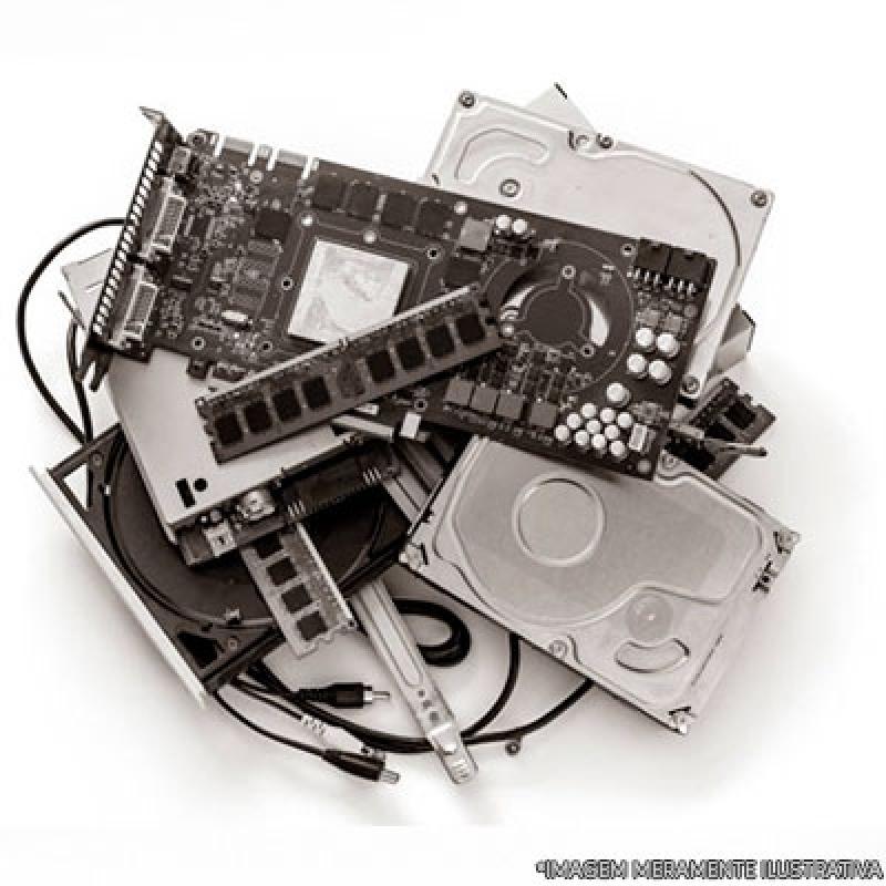 Onde Tem Reciclagem de Eletrônico Bauru - Reciclagem de Eletrônico