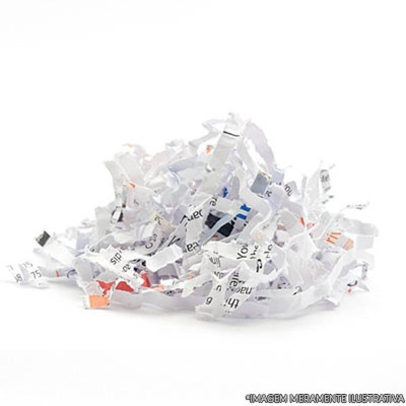 Procuro por Destruição Documentos Mogi das Cruzes - Destruição Documentos Confidenciais