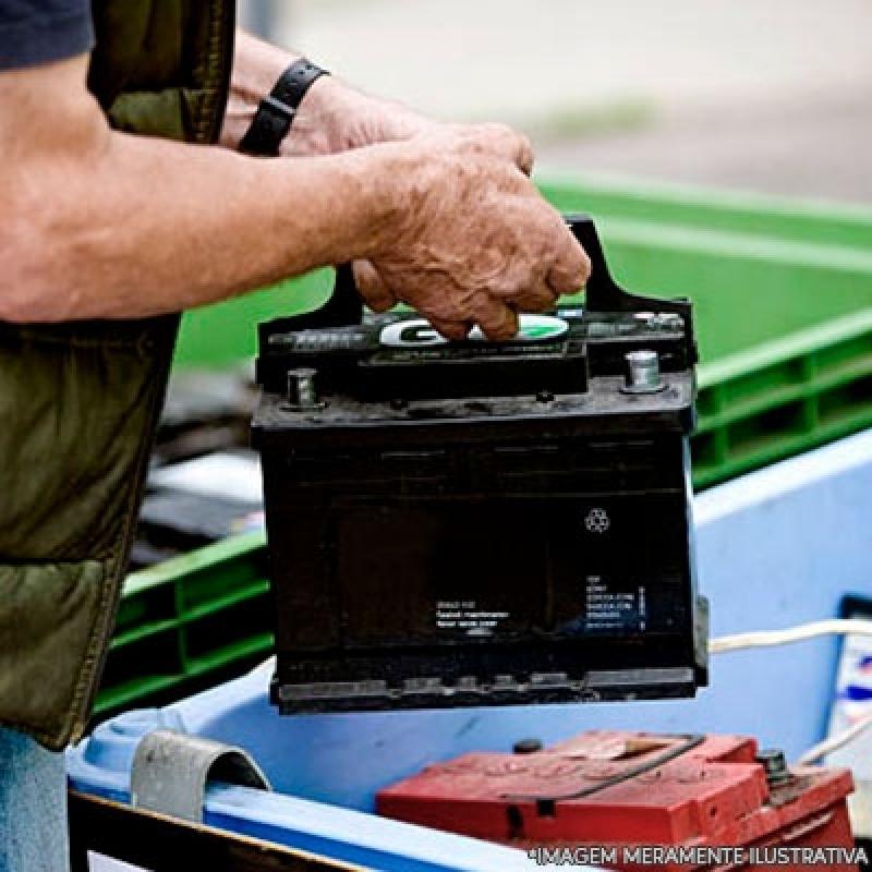 Reciclagem Baterias Jardim Leonor - Reciclagem de Baterias
