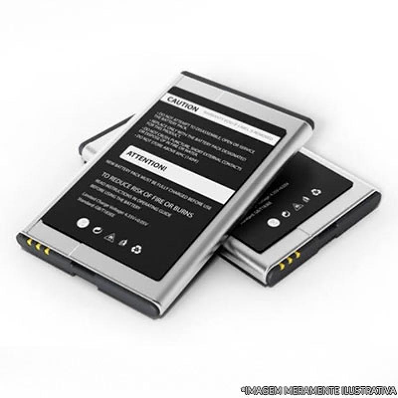 Reciclagem de Bateria de Celular Vila Morumbi - Reciclagem de Bateria de Celular