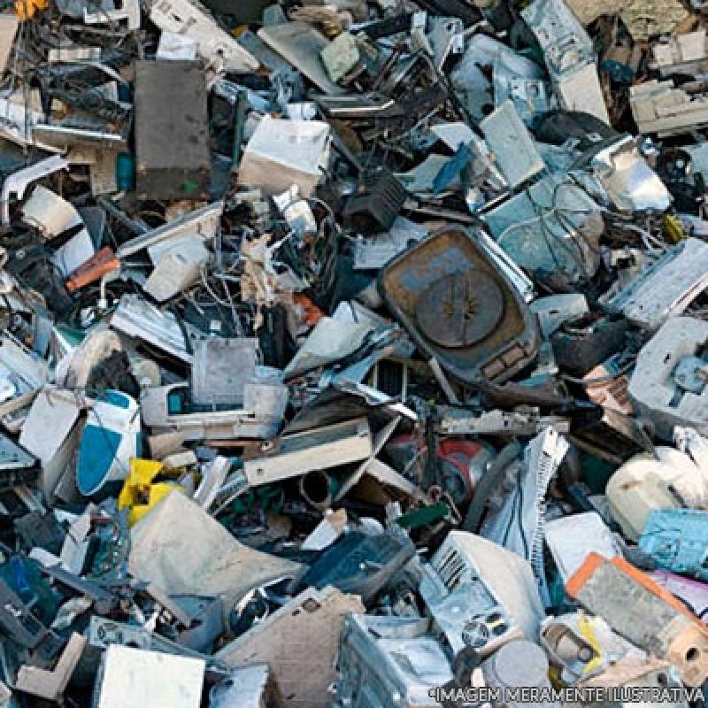 Reciclagem de Eletrônico Poá - Reciclagem de Eletrônico