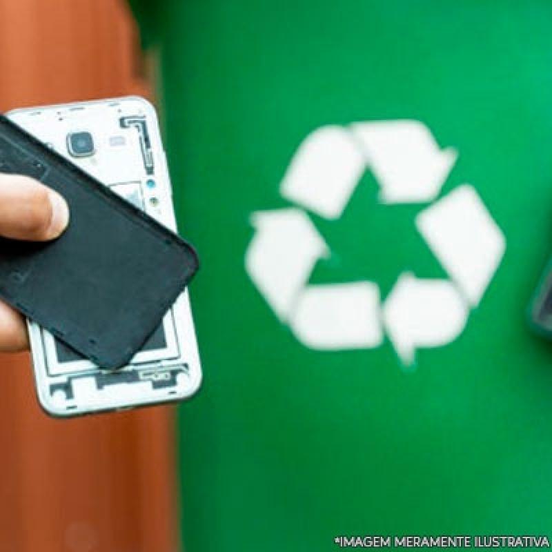 Reciclagem de Produtos Eletrônicos Jacareí - Reciclagem de Lixos Eletrônicos