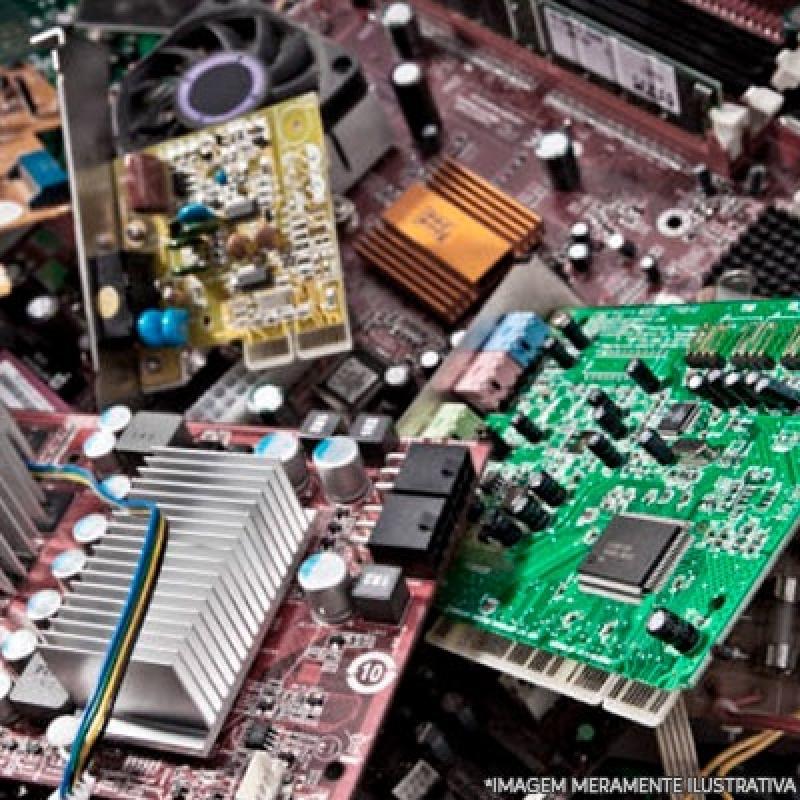 Reciclagem Peças Eletrônicas Valores Suzano - Reciclagem de Lixos Eletrônicos