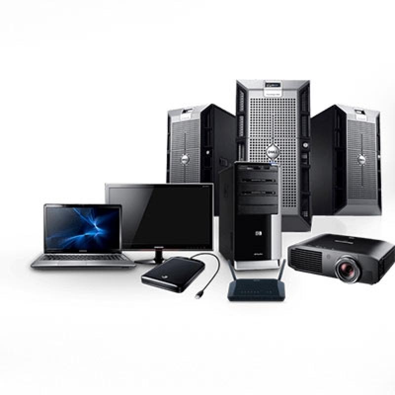 Revenda de Equipamentos de Informática Uberlândia - Equipamentos de Informática para Empresa