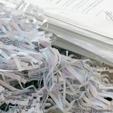 custo de destruição documentos públicos Rio de Janeiro