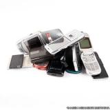 descarte de objetos eletrônicos Vila Progredior