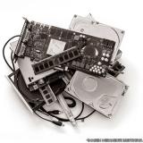 descarte lixo eletrônico valor Batatuba