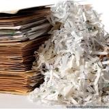 Destruição de Documento
