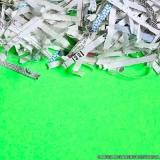 Destruição Documentos Confidenciais