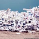 destruição documentos confidenciais Real Parque