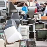 onde encontro empresa de reciclagem eletrônica Vila Andrade