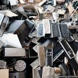 onde faz descarte aparelhos eletrônicos Jardim Novo Mundo