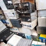 onde fazer reciclagem de baterias automotivas Granja Julieta