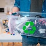 reciclagem componentes eletrônicos Vila Tramontano