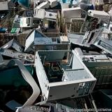 reciclagem em peças de informática