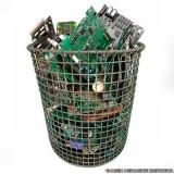 reciclagem de placas eletrônicas orçamento Piracicaba