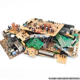 reciclagem placas de circuito impresso