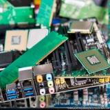 reciclagem placas eletrônicas Santana de Parnaíba