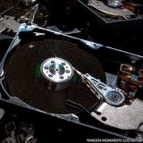 serviço de reciclagem de peças informática Itaim Bibi