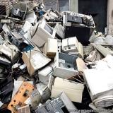 serviço de reciclagem equipamentos de informática Valinhos