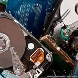 serviço de reciclagem material informática Grajau
